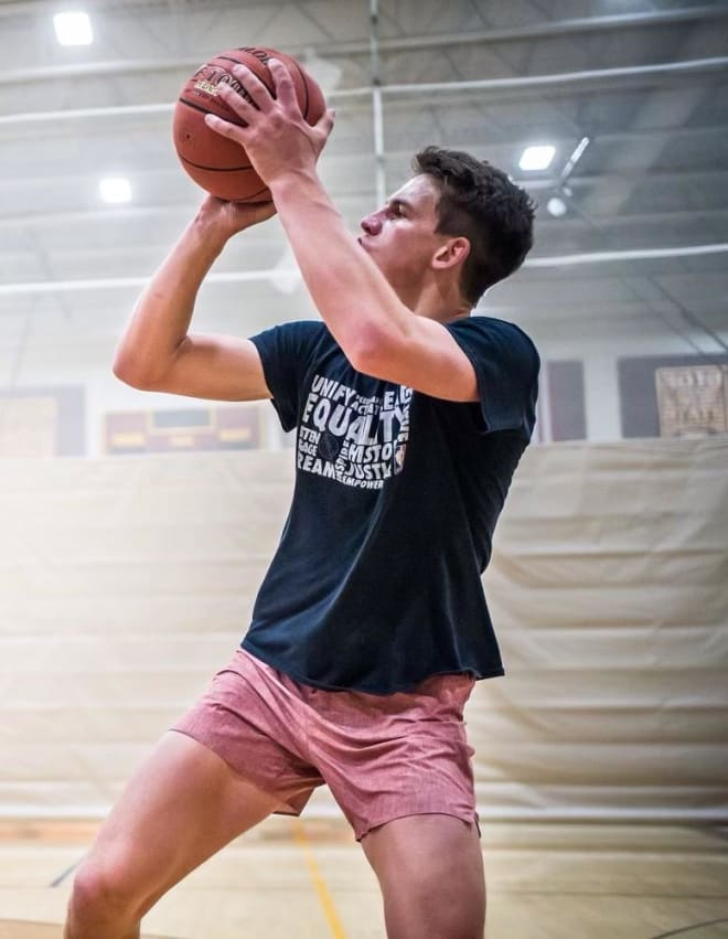 Michigan Wolverines basketball signee Will Tschetter is ready to take flight in Ann Arbor.