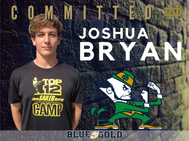 The Fighting Irish's newest commitment is one of the top specialists in the nation.
