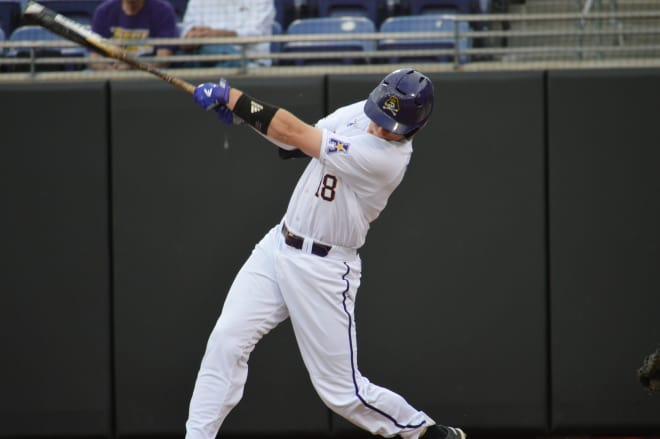 East Carolina sophomore first baseman/outfielder Bryant Packard has been named to a pair of All-American teams.