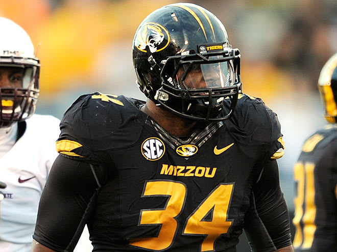Sheldon Richardson signed with Missouri (for the first time) in 2009