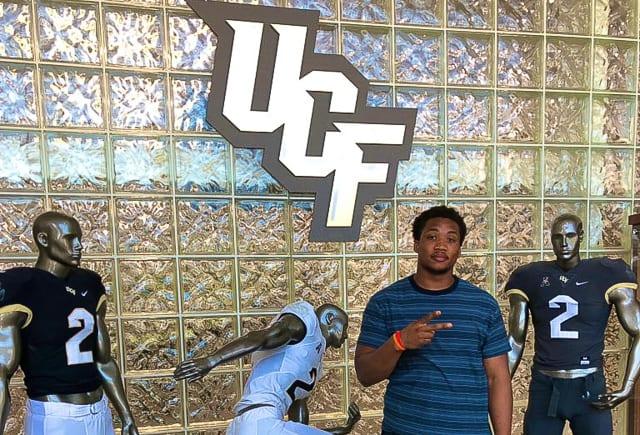 UCFSports - Former Indiana DT Brandon Wilson transferring to UCF