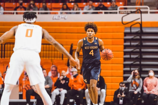 Miles McBride scored 21 points against the Oklahoma State Cowboys on Monday.