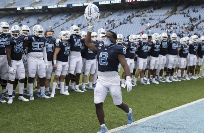 UNC Football Recruits Excited About Tar Heels' Lofty Ranking