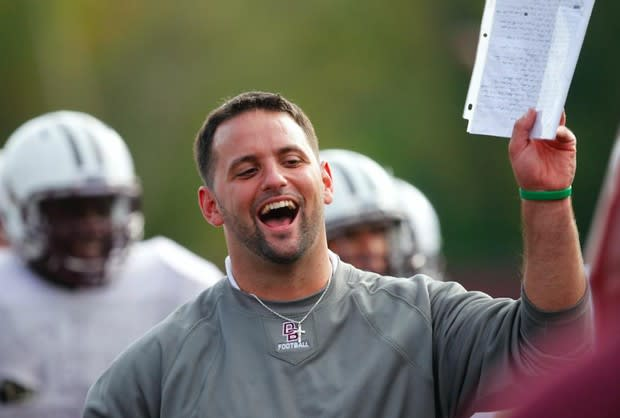 Anthony Campanile's background as a high school coach has turned him into a dynamite recruiter.