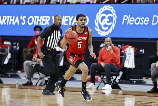 Nebraska will travel to take on former Husker Thomas Allen and North Carolina State in this year's ACC/Big Ten Challenge.