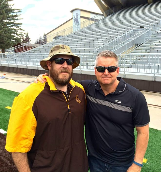 Dave Ellis has worked closely with Nebraska strength coach Zach Duval at Buffalo, Wyoming and North Dakota State.
