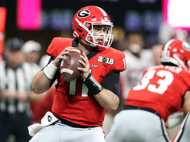 Jake Fromm (USA TODAY Sports)