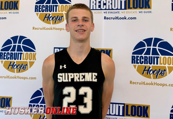 2022 four-star Grand Island (Neb.) forward Isaac Traudt will take his first official visit to Nebraska this weekend.