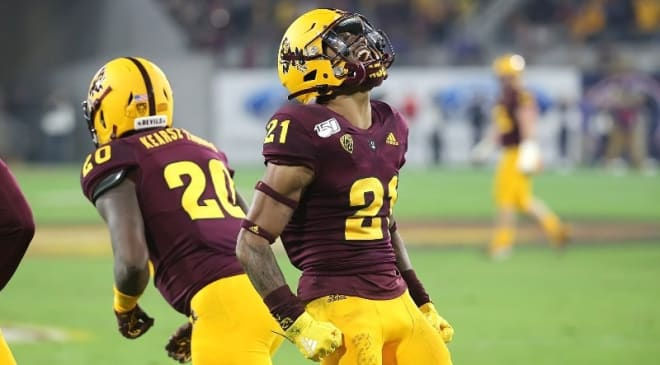 """Jones' hunger for the game motivated him to concur several obstacles, land with """"family"""" at ASU"""