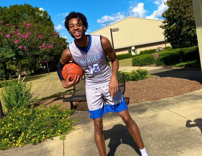 Langston Wilson, despite not playing high school basketball, has 44 scholarship offers on the table