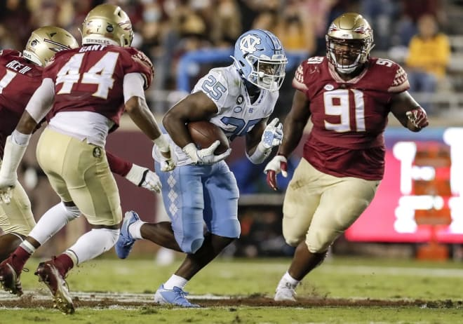THI takes a deep look into the Tar Heels' offensive performance at Florida State on Saturday night.