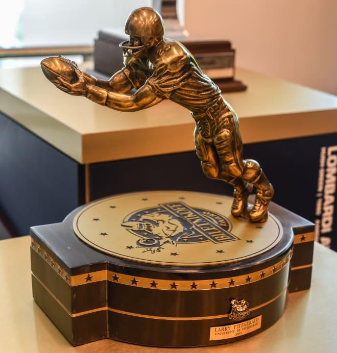 Larry Fitzgerald's Biletnikoff Award