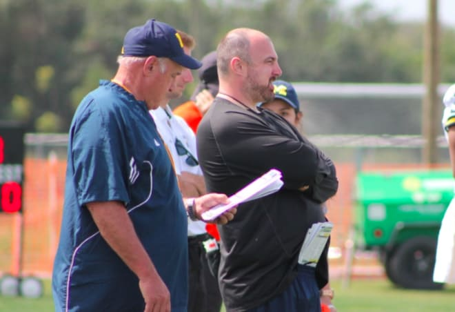Greg Mattison and Chris Partridge