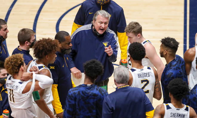 The West Virginia Mountaineers are putting together an interesting basketball slate.
