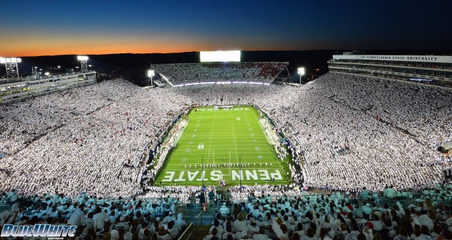 Penn State Nittany Lions Football 2020 Schedule