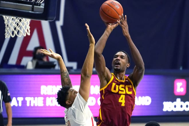 Five-star 7-0 forward Evan Mobley has come as advertised