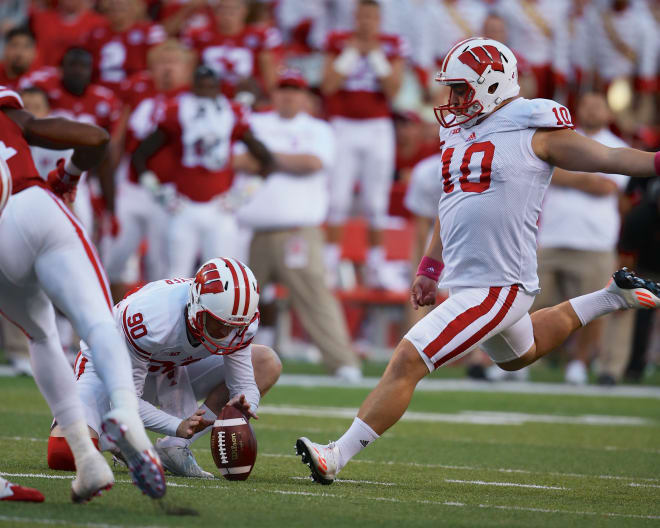 Months after his game-winning field goal in Lincoln, Wisconsin kicker Rafael Gaglianone would forever be linked with the Huskers through his friendship with the late Sam Foltz.
