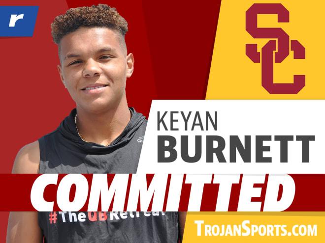 Keyan Burnett
