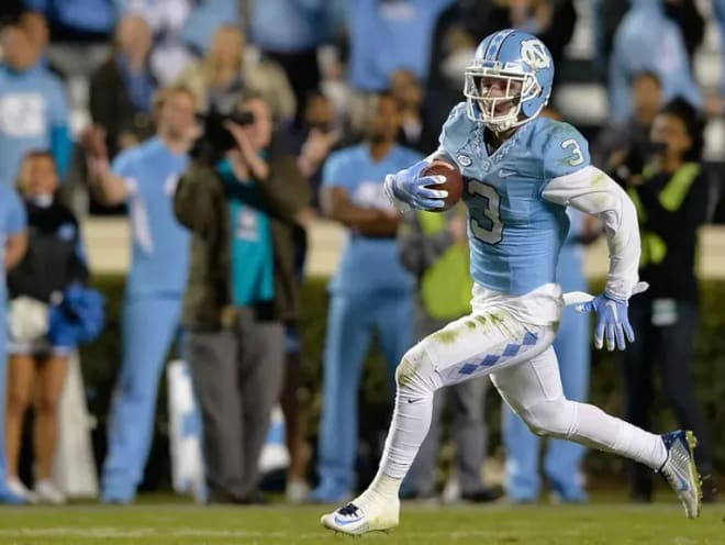 Wide receiver and punt returner extraordinaire Ryan Switzer begins our countdown of the top 25 Tar Heels of all time.
