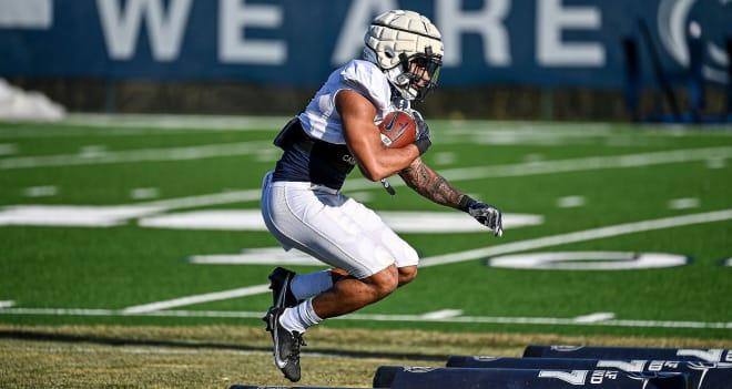 Penn State running back John Lovett
