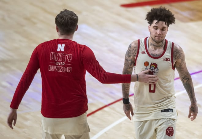 Teddy Allen scored the second-most points ever by a Husker, but it still wasn't enough to lift Nebraska over Penn State on Tuesday night.
