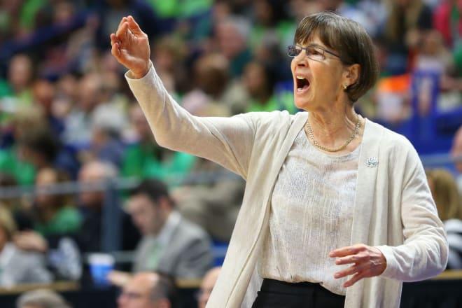 Stanford head coach Tara VanDerveer is installing a new offense this season.