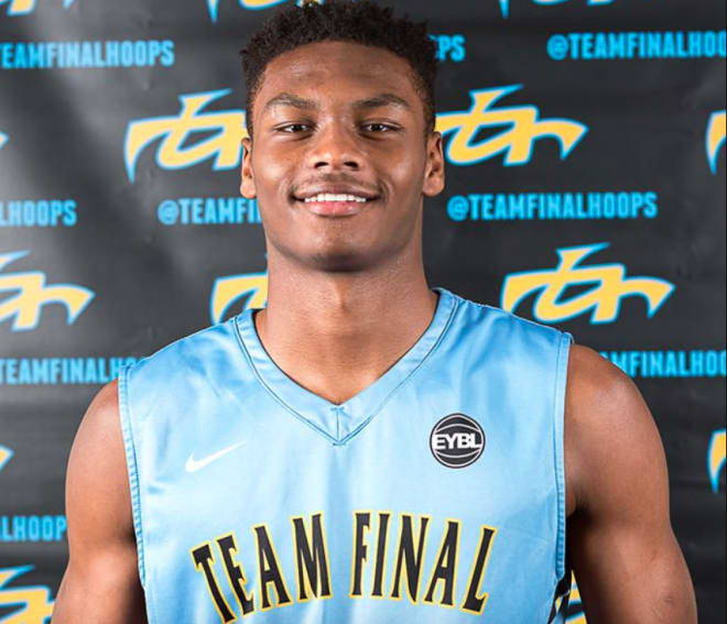 The Notre Dame Fighting Irish landed a commitment from Elijah Taylor