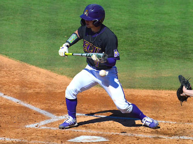 East Carolina takes their number 8 ranking into Friday's double-header with UCF to open the weekend.