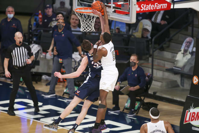 Wright's post presence will be missed on Friday in the NCAA Tournament opener