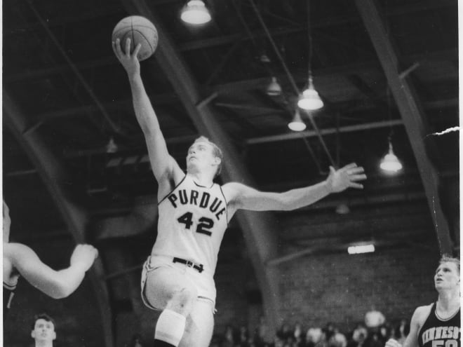 Dave Schellhase led the nation in scoring in 1966, one of just two Boilermaker players to do so.