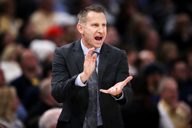 Nate Oats enters his first year coaching the Alabama men's basketball team