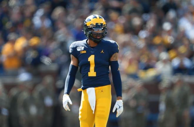 Michigan Wolverines football's Ambry Thomas