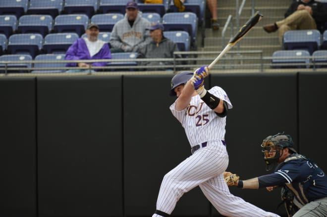 Connor Litton and East Carolina collect their seventh victory of the season with a 10-3 win over ODU.