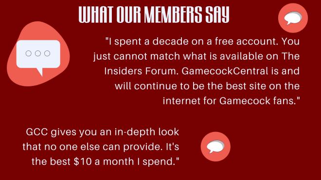 GamecockCentral membership