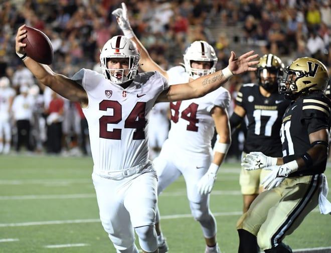Stanford Football: Recap: Stanford vanquishes Vanderbilt