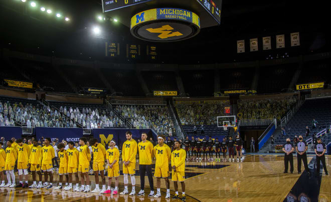 Michigan Wolverines basketball is off to a 10-0 start to the season.