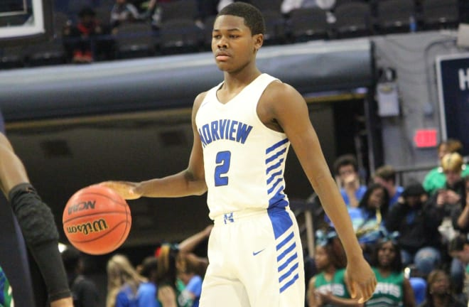 Norview's Jaylani Darden will play his College Basketball in-state at Longwood, which could end up seeing the Norfolk native as an immediate impact player