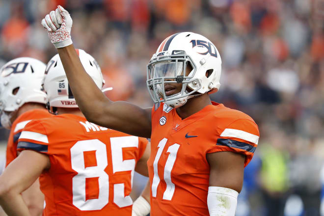 Charles Snowden has turned into a stud at linebacker