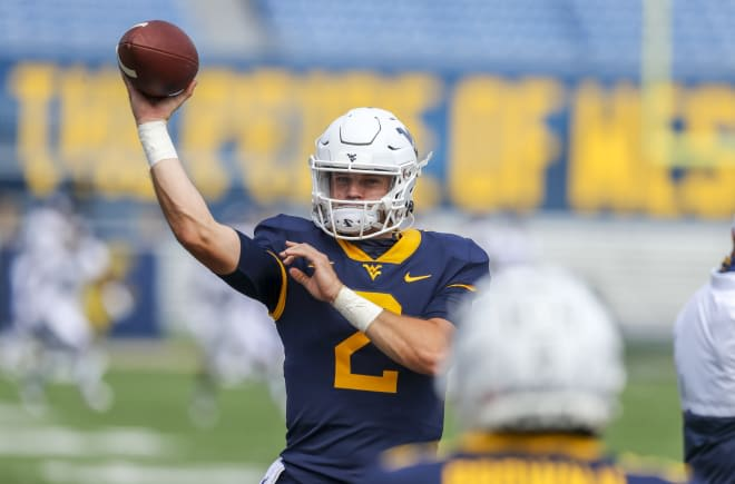 The West Virginia Mountaineers football program will open Big 12 Conference play on the road at Oklahoma State.