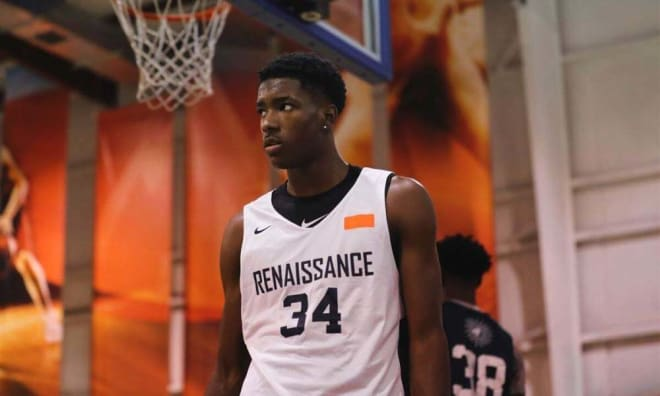 2022 four-star guard Chance Westry moved up his official visit to NU three weeks for this weekend.