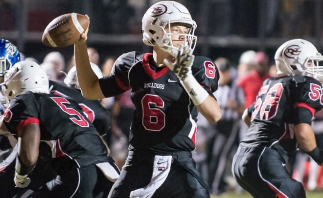 3-Star QB Cade Fortin commits to UNC a few days after decommitting from Texas A&M.