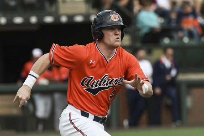Rankin Woley hit .412 with 8 doubles, 2 home runs and 22 RBI in 18 games last season.