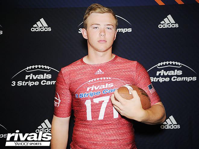 Sachse 2019 DE Hunter Spears grew up following Texas Tech football