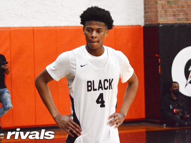 2023 five-star Simeon Wilcher, younger brother of new Husker transfer C.J. Wilcher, will be in town this weekend.