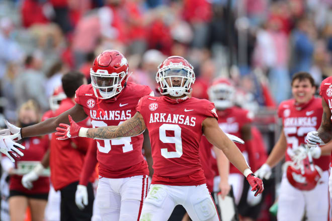 HawgBeat Same Battle For The Boot Very Different Arkansas LSU