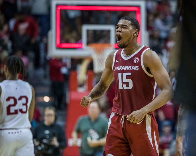 BREAKING: Arkansas Razorbacks guard Mason Jones not taken in 2020 NBA  Draft, signs with Houston Rockets