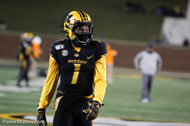 Replacing Larry Rountree will be one of Mizzou's toughest tasks this year