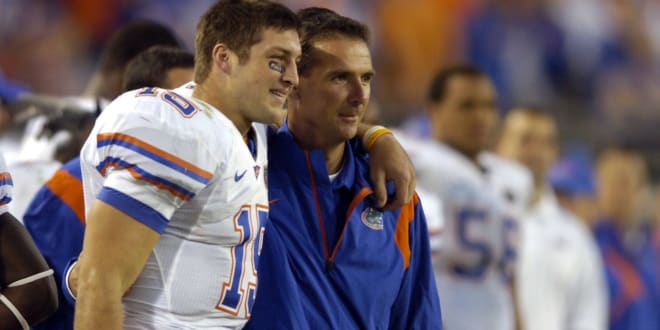 Former Heisman Trophy winner Tim Tebow is coming back to football