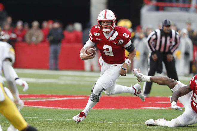 Last week Nebraska rotated both Adrian Martinez and Luke McCaffrey into the Iowa game at different times, but primarily stuck with Martinez.