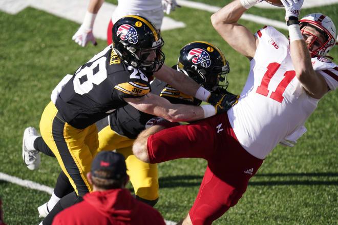 Iowa has now won six in a row vs. Nebraska. Since Bo Pelini started 3-1 vs. the Hawkeyes, NU is now 0-6.